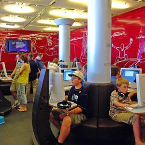 Интернет-кафе Нефтеюганска