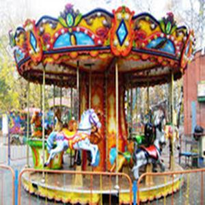 Парки культуры и отдыха Нефтеюганска