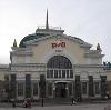 Железнодорожные вокзалы в Нефтеюганске