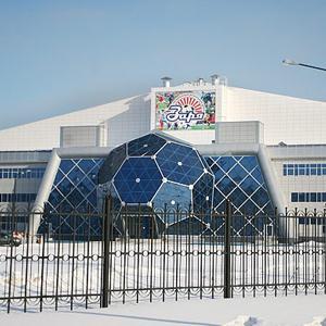 Спортивные комплексы Нефтеюганска